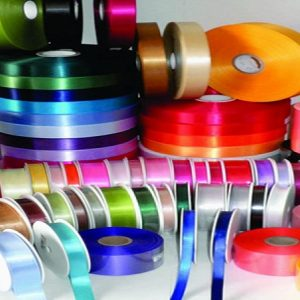 Plain Satin Ribbon
