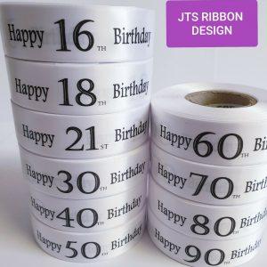 Birthday Ribbon